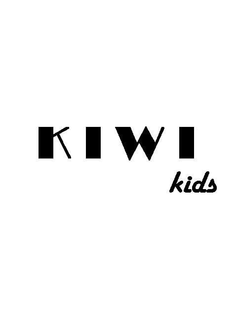 kiwi лого на фоне